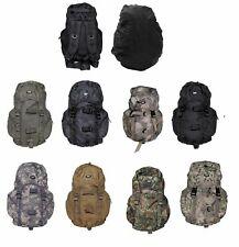 8 Farben RUCKSACK Wanderrucksack Outdoor Bundeswehr camouflage Armee BW Jagd US