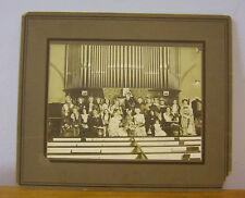 Vintage Kingston NY Presbyterian Church Ladies' Group in Costumes, circa 1920s