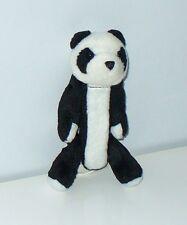RARE FIGURINE PEZ EN PELUCHE PLUSH PANDA DISPENSER (14cm)