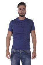 Camiseta Armani Vaqueros AJ Sudadera % Azul Para Hombre 6Y6T146J00Z-1538