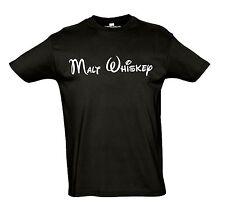 T-Shirt Malt Whiskey Whisky Walt Fun Shirt Tee Disney  S-5XL