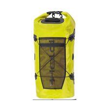 Held Motorcycle Roll Bag Waterproof Yellow Motorbike Dry Tail Pack Round Touring