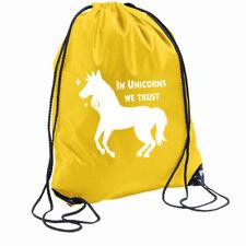 en coton avec cordon de serrage sac à dos école Sac De Gym Pe Swim Danse Livre fille... Pack de 10