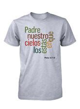 AproJes Padre Nuestro Dios Oracion Universal Mateo Camiseta Cristiana