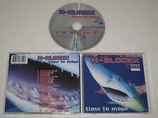 H-BLOCKX/TIME TO MOVE (74321 18751 2) CD ALBUM