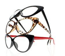 Women Retro Vintage Cat Eye Tortoise 9 Colors Reading Glasses Readers +1.0~+4.0