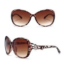 Fashion Polarized Women's Ladies Designer Shades Oversized Sunglasses UV400
