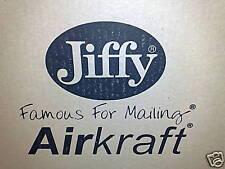 100 JL0 GENUINE AIRKRAFT WHITE JIFFY BAGS 140X195 +FREEUKP&P