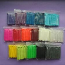 1 Bag Dental Orthodontic Ligature Ties Elastic Rubber Bands 12 Colors 5 Pcs