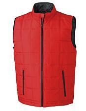 Men´s Padded Light Weight Vest | James+Nicholson