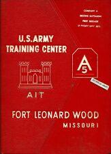 1971 U.S. ARMY BASIC TRAINING YEARBOOK, 12 FEBRUARY 1971, FORT LEONARD WOOD, MO