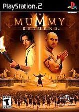 Mummy Returns (Sony PlayStation 2, 2001) - European Version Complete! PAL FORMAT