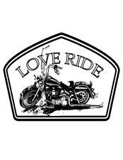 Love Ride Motorcycle