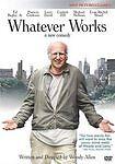 Whatever Works  DVD Evan Rachel Wood, Larry David, Henry Cavill, Adam Brooks, Ly