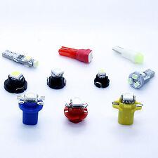 Todos velocímetro iluminación-LED SMD-zócalo Bax b8.5d b85d t5 blanco rojo azul lámpara
