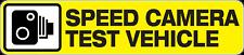 Caméra de vitesse véhicule d'essai Autocollant Drift hotrod glisser
