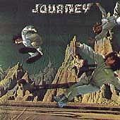 Journey CD Self Titled S/T 1st Album 70's Hard Rock Progressive Jazz Fusion