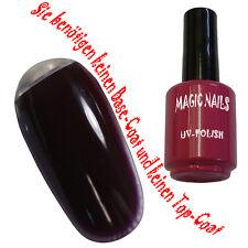 UV Polish Gel Soak Off Gel Polishgel Nail Art Nagellack Farbe  # Lavender