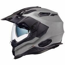 Nexx X WED 2 Matt Dark Grey - Adventure DVS Dual Sport Motorcycle Helmet M and L