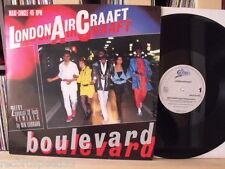 "12"" LONDON AIRCRAFT - Boulevard (Import Version) 6:47 - B. Liebrand"