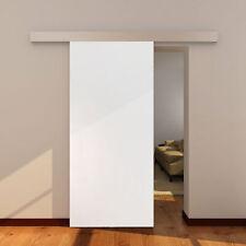 Holzschiebetür Schiebetür Tür Zimmertür Schiebesystem Holz 2035x880x40mm 2 Farbe