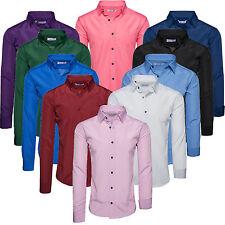 LORENZO Slim Fit Camisa Los Hombres Camiseta Negocio S s-3xl ll-205