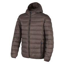 CMP chaqueta acolchada Chaqueta de entretiempo marrón capucha Dupont™ Sorona
