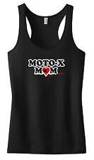 MOTO-X MOM RACERBACK TANK SHIRT JUST RIDE RACE MX MOTOCROSS YZF CRF KXF KTM MUM