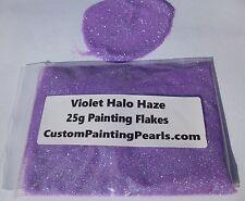 Violet Halo Haze Flake Plasti Dip Clear Auto Lacquer Urethane Acrylic Gallon HOK