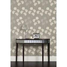Laura Ashley Agapanthus French Grey Wallpaper 10m Floral Grey