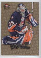 2006 Fleer Ultra Gold Medallion 122 Rick DiPietro New York Islanders Hockey Card
