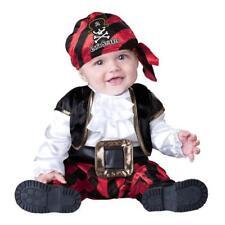 Boo Infant Boys & Girls Captain Stinker Pirate Costume