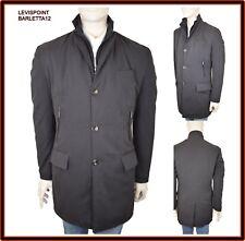 Giubbotto da uomo Invernale slim parka giaccone cappotto lungo elegante M  46 48 2668ec4faa1