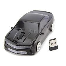 3D 2.4G Chevrolet Hornet car wireless mouse Mice for pc mac Laptop Xmas gift AU