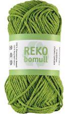 Wolle Järbo Reko Bomull 50g 70m Lauflänge 100% recycelte Baumwolle weich