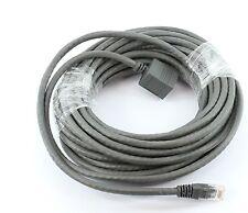 Extensión de Ethernet Cat 6 RJ45 50cm 1m 2m 3m 5m 8m 10m Red LAN Parche LAN rápido