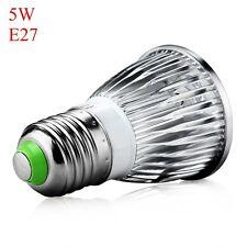 New 5W 5x1w E27/GU10/MR16 UV Ultraviolet Purple Light LED Bulb Lamp 12V