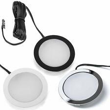 SO-TECH® LED Einbaustrahler Möbeleinbauleuchte Einbauleuchte Spot Ultraslim 3W