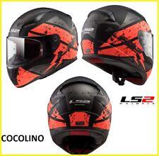 LS2 RAPID DEADBOLT Kart Motorrad Integralhelm Helm Karthelm helmet  FF353