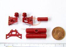 Ersatz-Teilesatz Druckbehälter z.B. für ROCO Dampflok 50 2733 Spur H0 - NEU