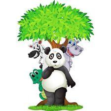 Stickers Animaux de la jungle 15046