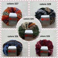 Gomitolo lana da 50 grammi  art. 3VIE Roby lane