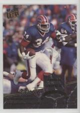 1992 Fleer Ultra Award Winner #5 Thurman Thomas Buffalo Bills Football Card