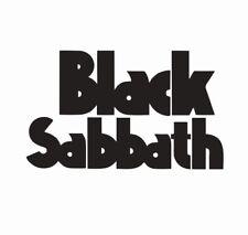 Black Sabbath Music Band Ozzy Vinyl Die Cut Car Decal Sticker - FREE SHIPPING