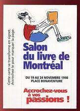 CP   SALON DU LIVRE DE MONTREAL