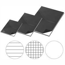 Idena Notizbuch A5 frei wählbar liniert, kariert, blanko // 1er,3er,5er Pack
