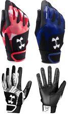 Under Armour Radar WOMEN'S Softball Fastpitch Batting Gloves (Pair), 1265941 NEW