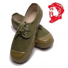 Scarpe 1960 Esercito Cinese  PLA Tipo 65 Vintage  della Liberazione verde