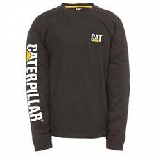 CAT Trademark Banner Long Sleeve T-Shirt (1510034)