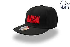 Cappellino visiera piatta Bodybuilding Fitness Palestra - Animal 5